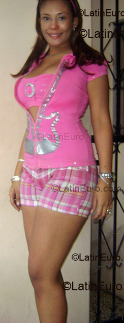 Date this nice looking Dominican Republic girl Yokasta from Santo Domingo DO1751